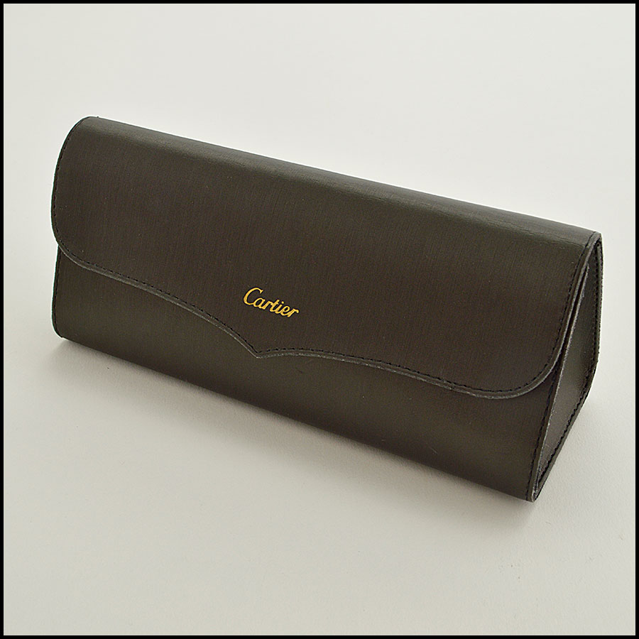 RDC 8386 Cartier Luxe Gold Panthere Sunglasses case