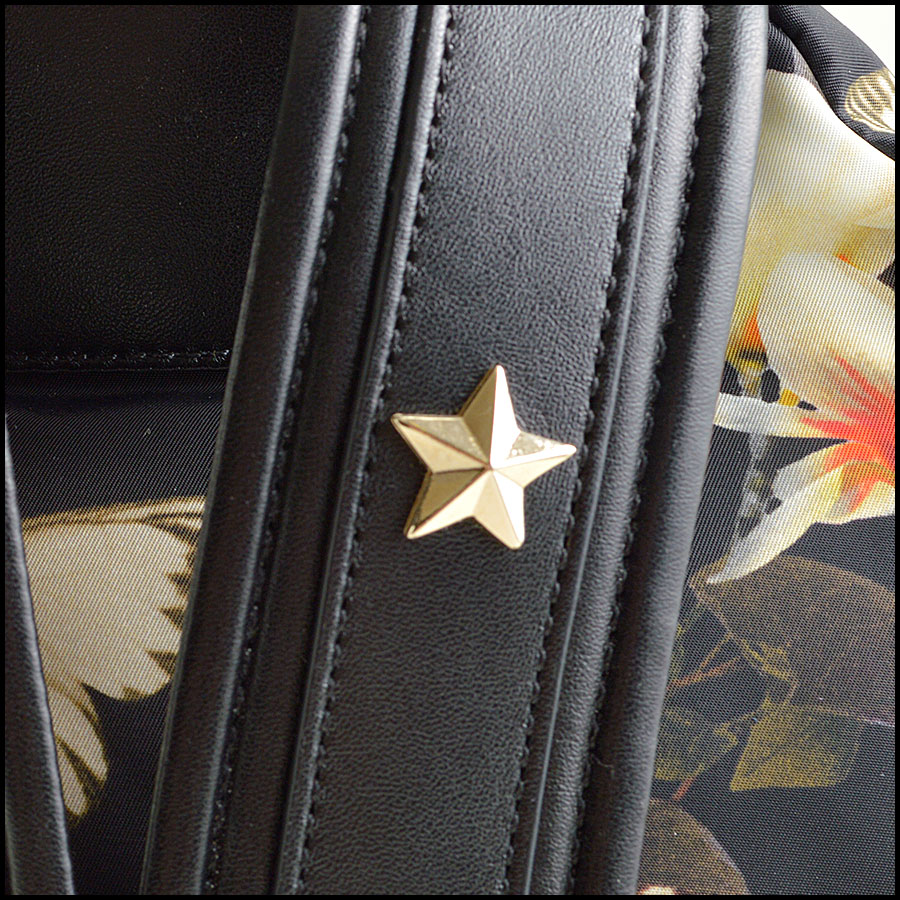 RDC8855 Givenchy backpack close up