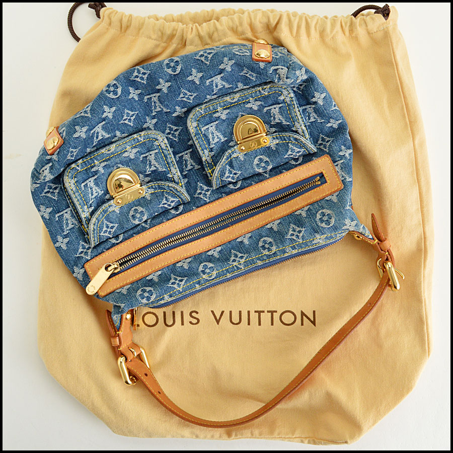 RDC7659 Louis Vuitton Baggy PM Comes With