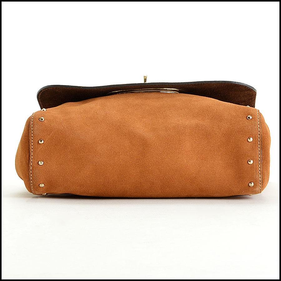 Mulberry Oak Suede Lily bottom