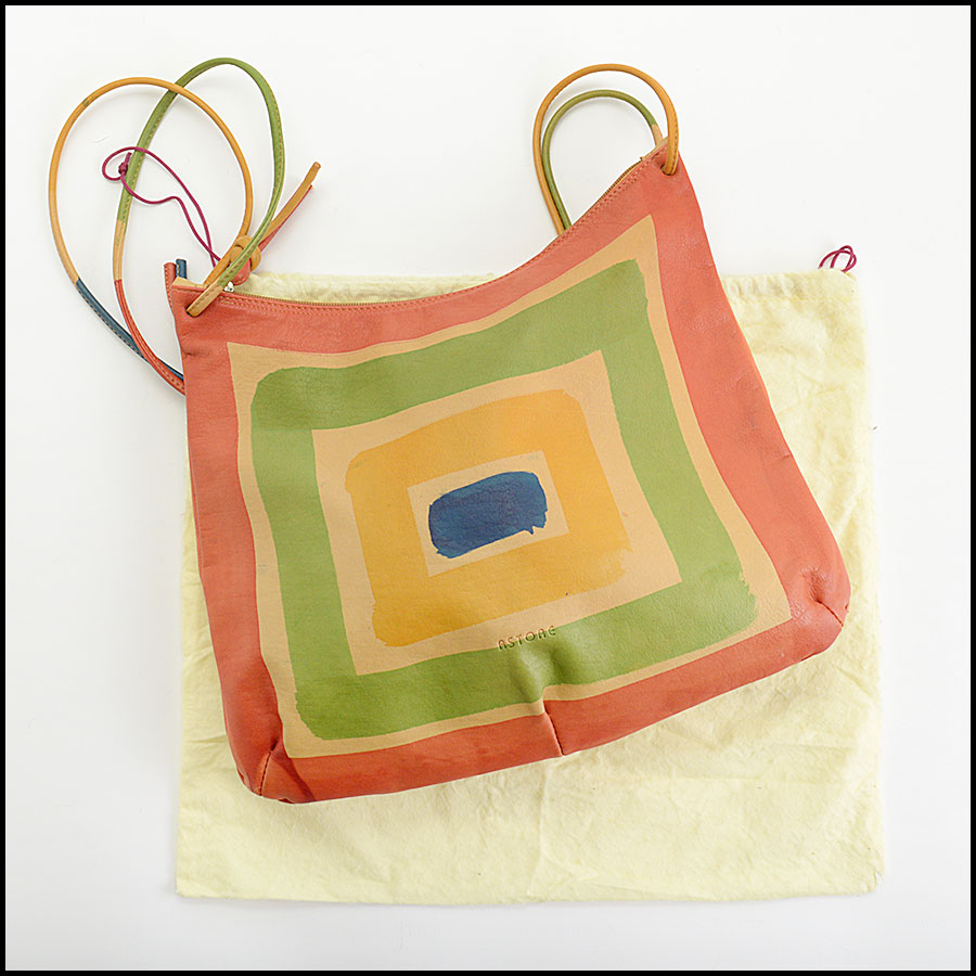 RDC11001 Astore Multicolor Hand Painted Bag