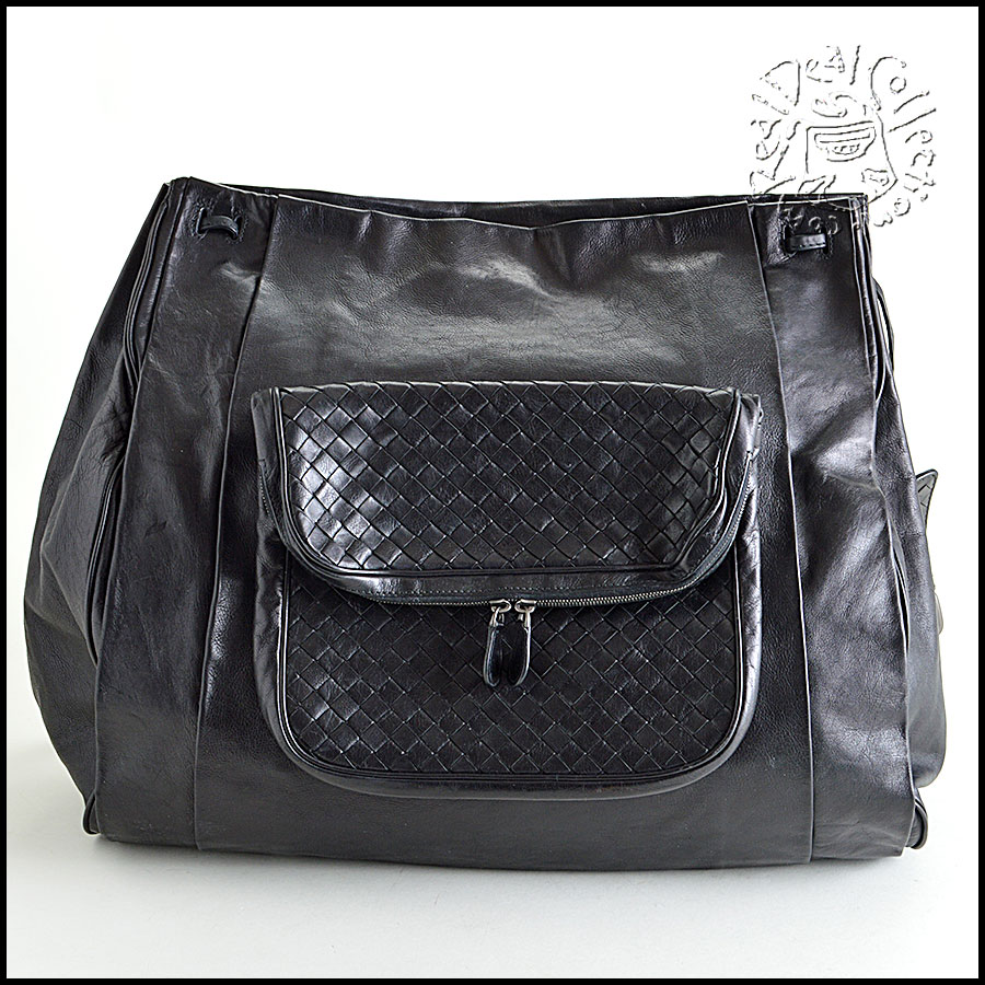 Bottega Veneta Black Handbag