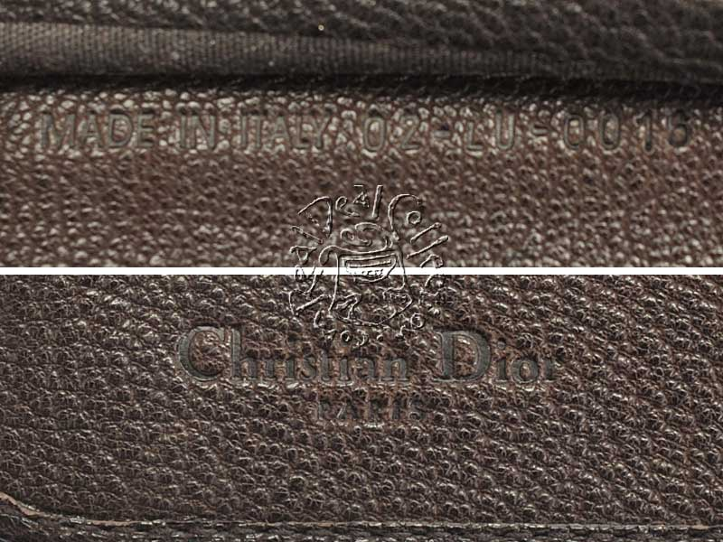 Dior Monogram Gaucho Wallet Codes