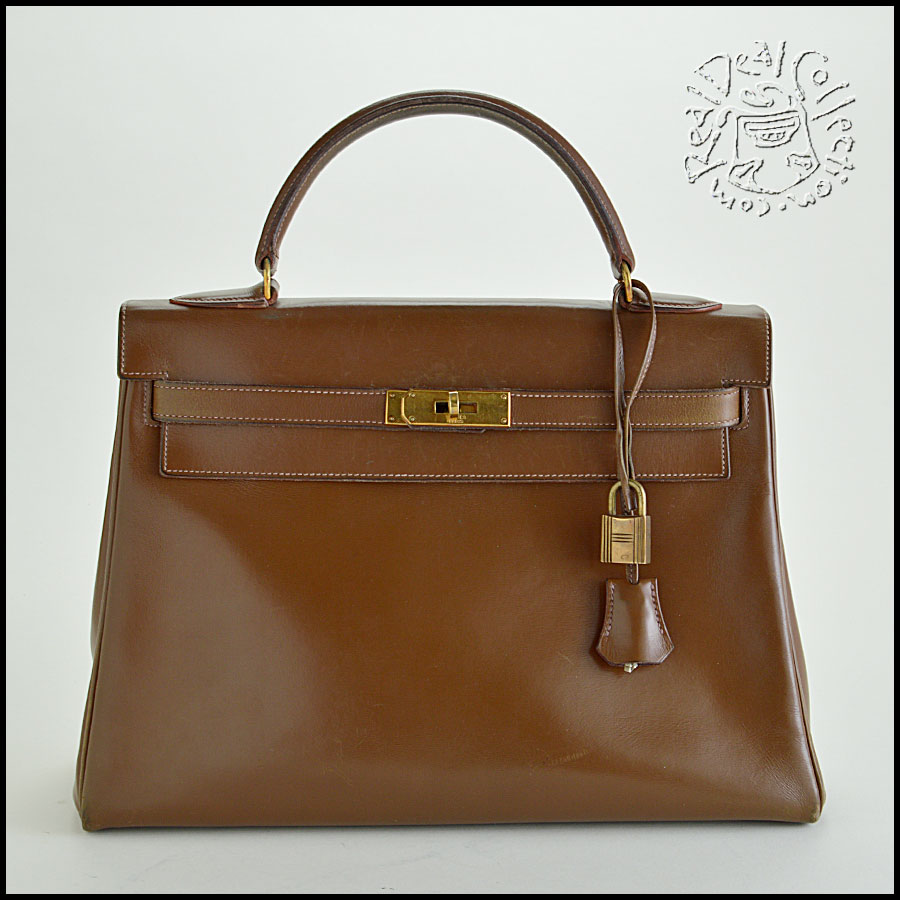 Hermes Box Leather Kelly