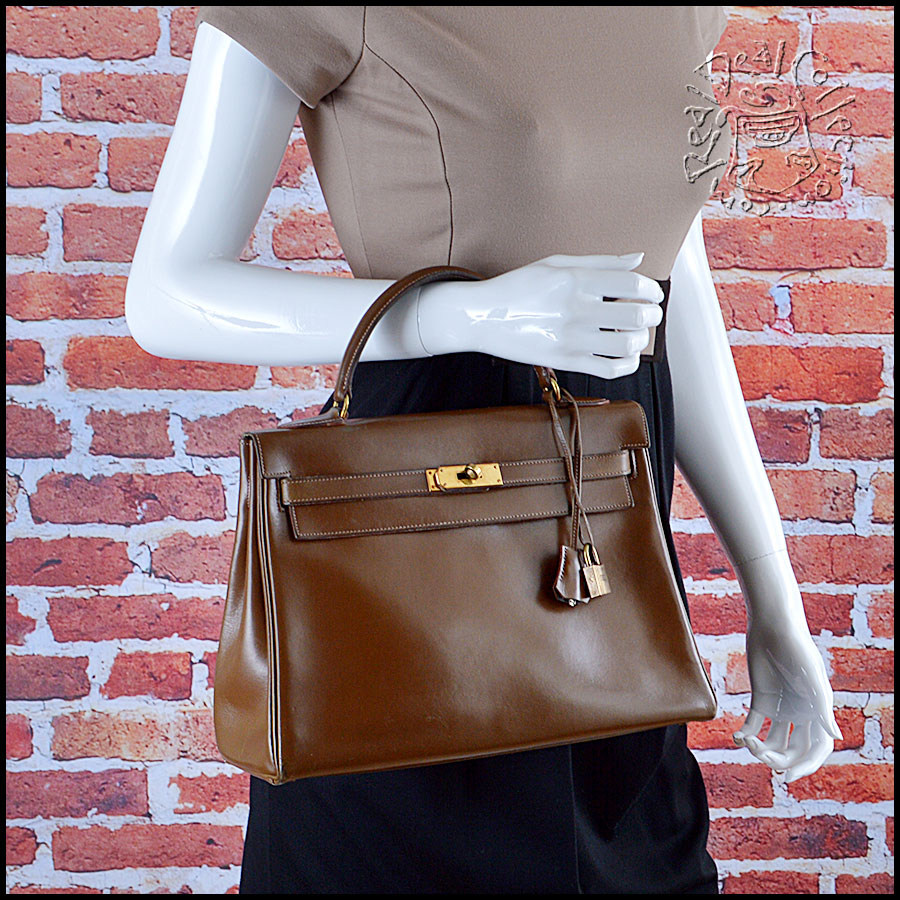 hermes kelly box bag