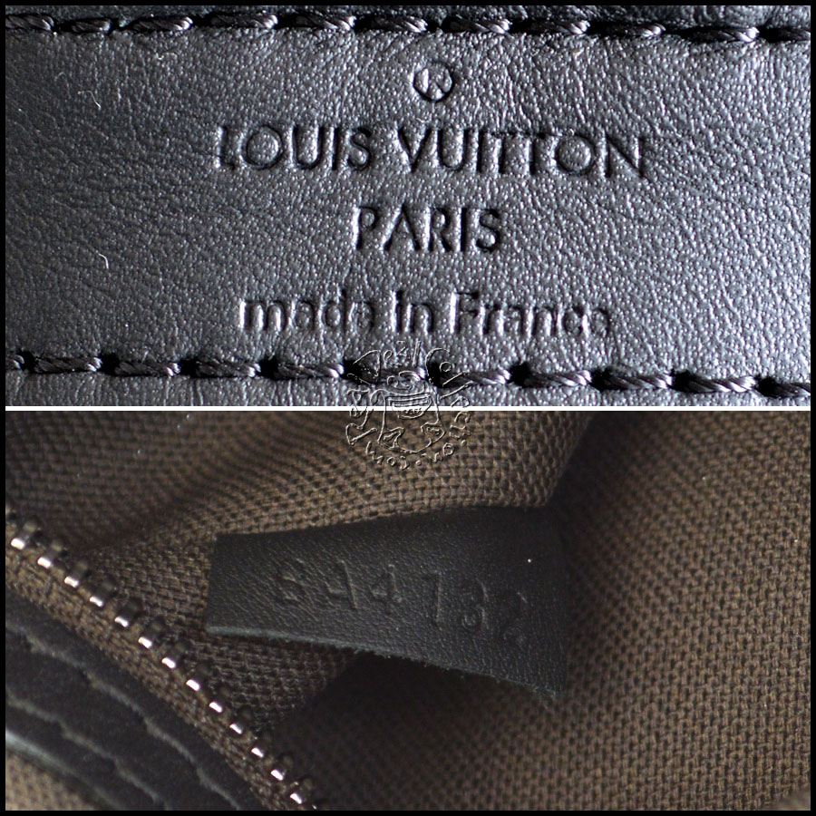 Louis Vuitton Leather Documents Holder