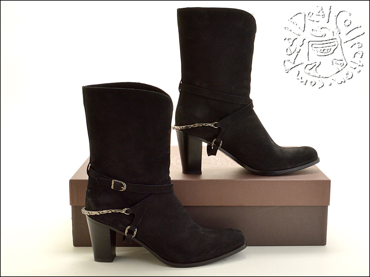 Sartore Boots Side