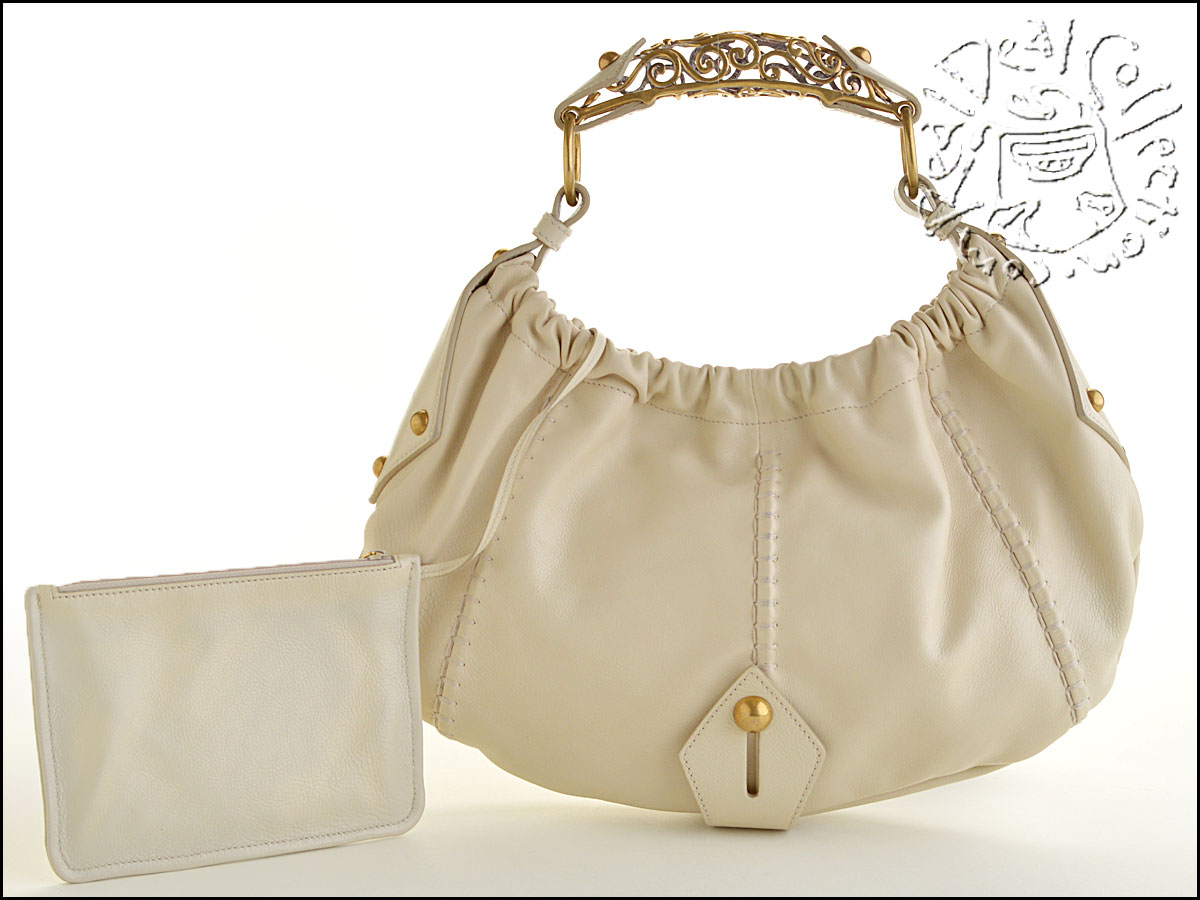 RDC5210 Authentic Yves Saint Laurent 2006 Ivory \u0026quot;Vincennes Mombasa ...