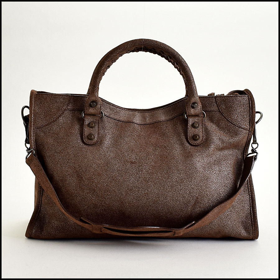 RDC9119 Balenciaga Bronze City back