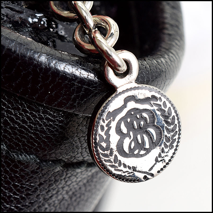 RDC8977 Balenciaga BB Crest bag close up