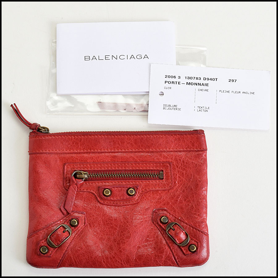 RDC10144 Balenciaga Coin Purse