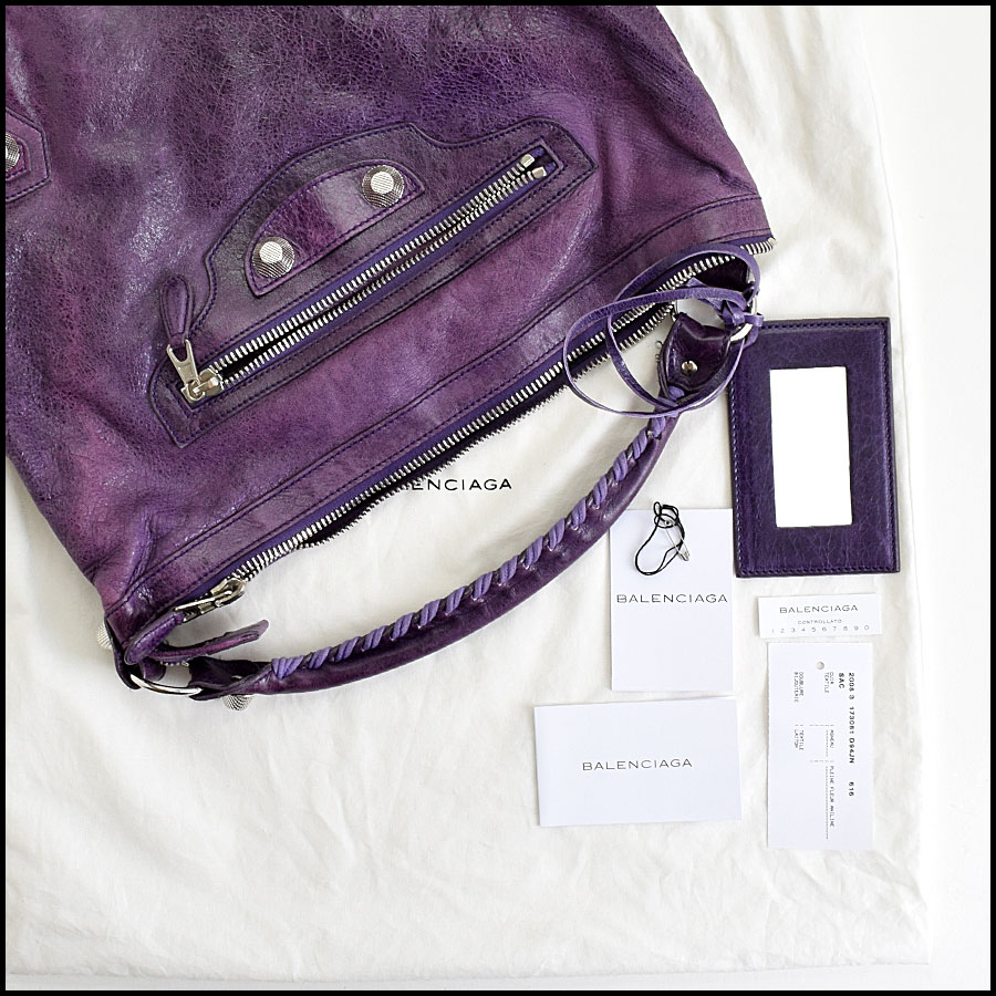 RDC9018 Balenciaga Saaphire Day includes