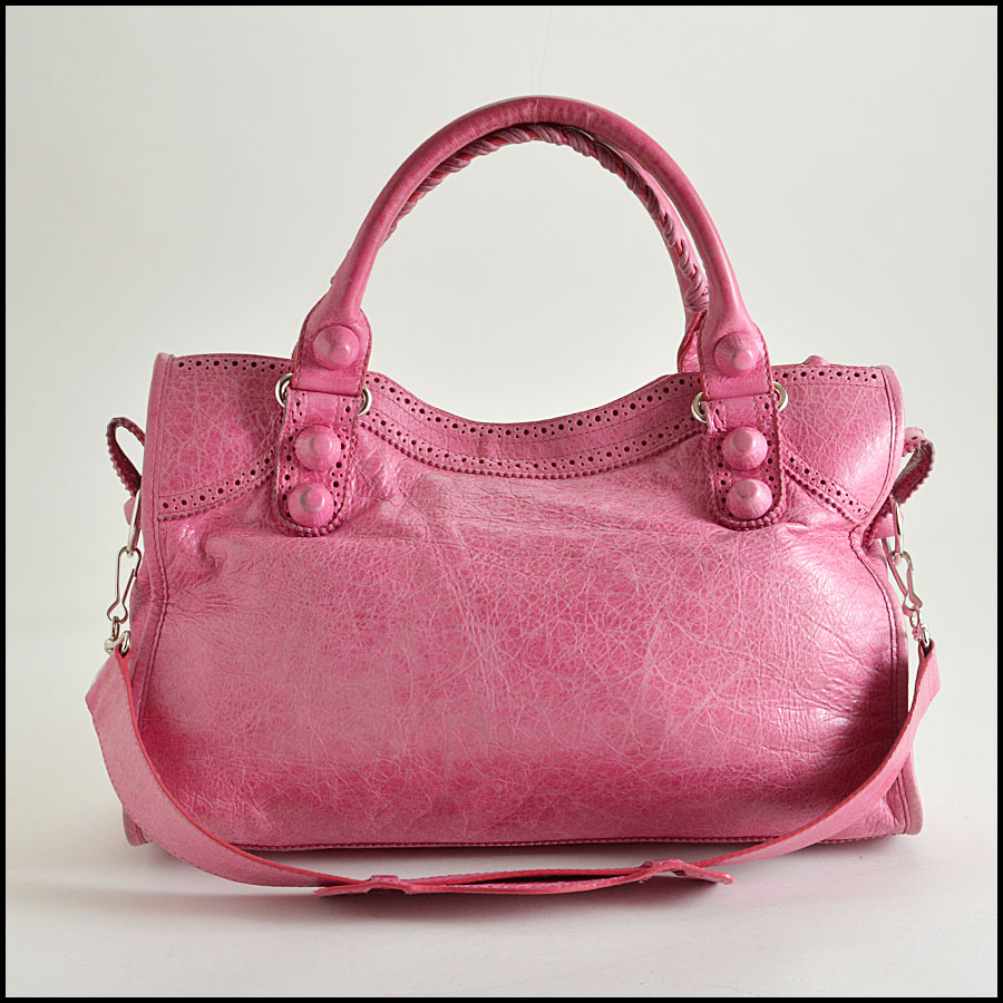 RDC8353 Balenciaga Sorbert Pink Giant City back