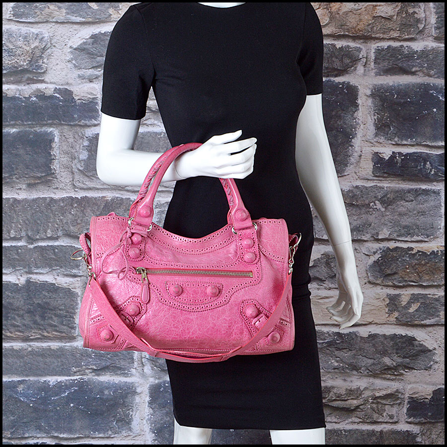 RDC8353 Balenciaga Sorbert Pink Giant City model