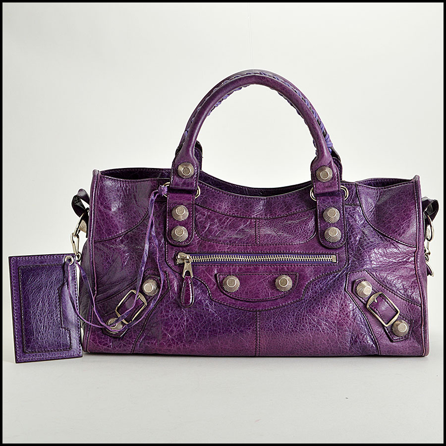 RDC7622 balenciaga violet part time