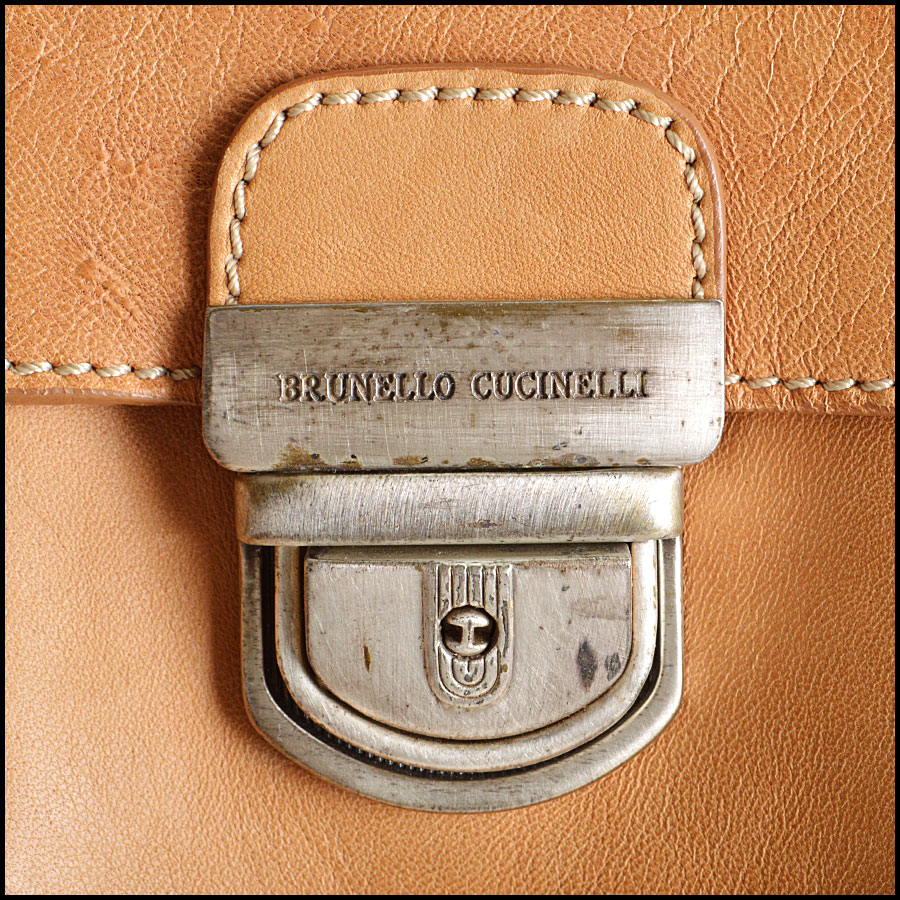 RDC8664 Brunello Cucinelli rolling luggage tag 3