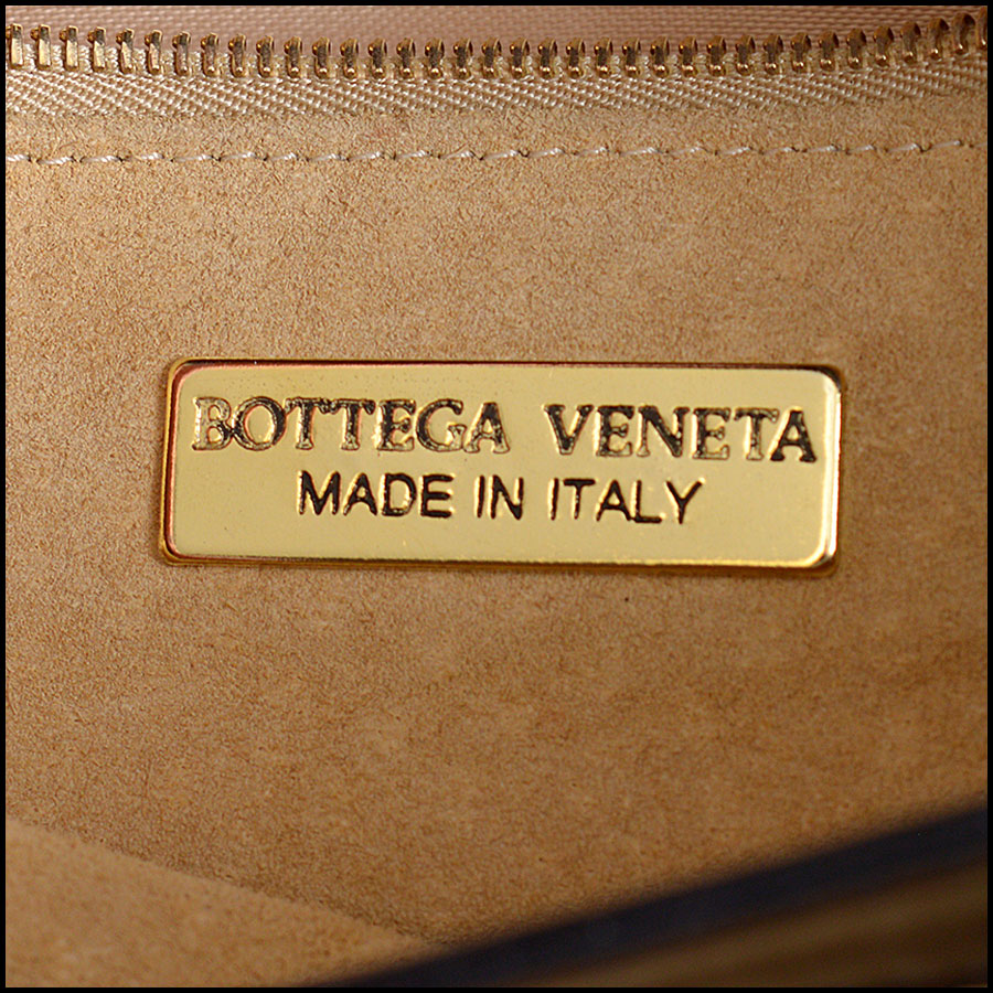RDC9961 Bottega Veneta Flap Bag tag