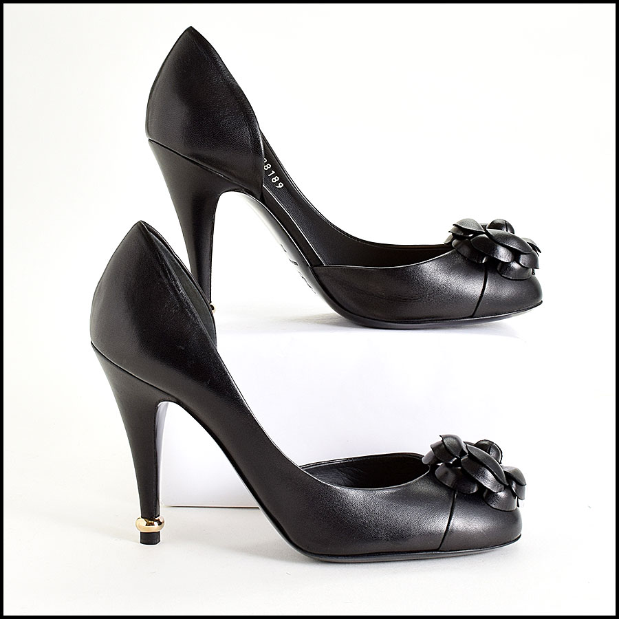 RDC9153 Chanel Pumps side
