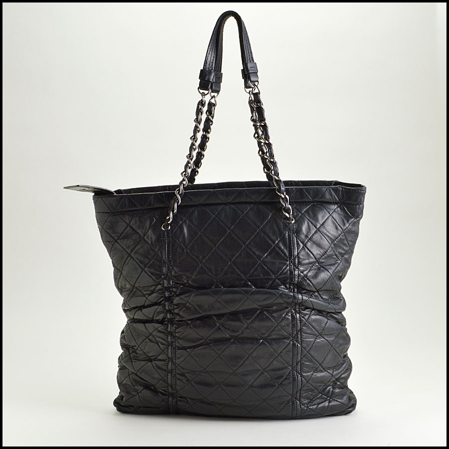 RDC8671 Chanel Quilted Tote back
