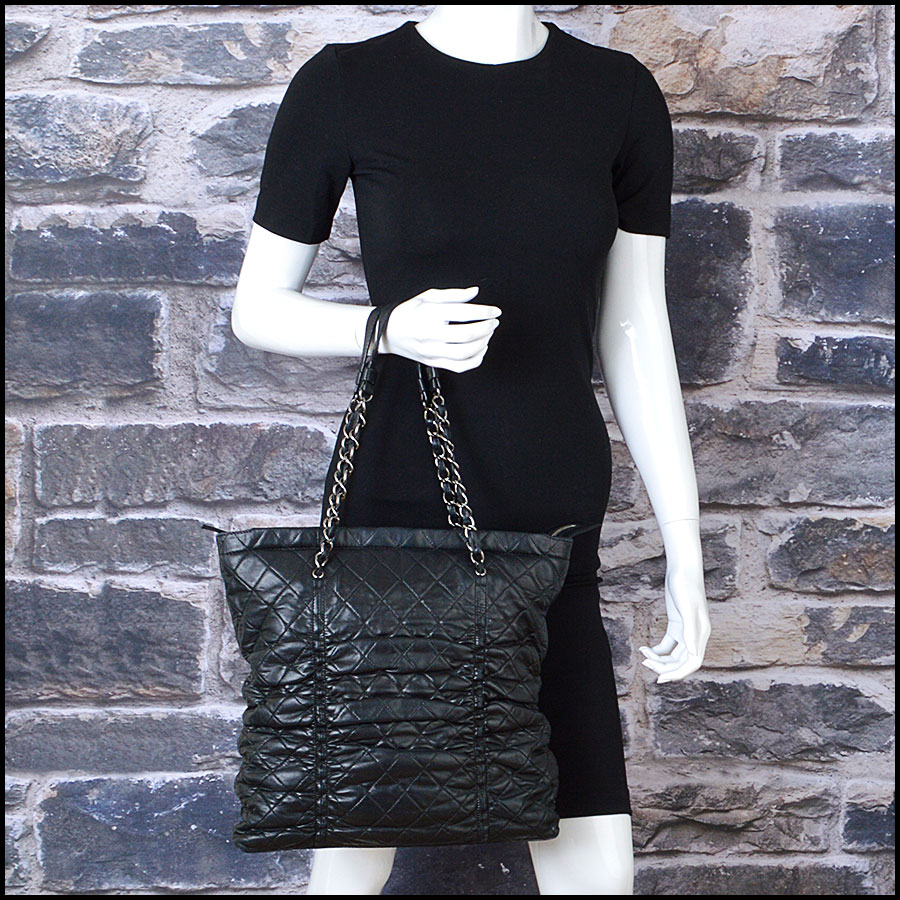 RDC8671 Chanel Quilted Tote model
