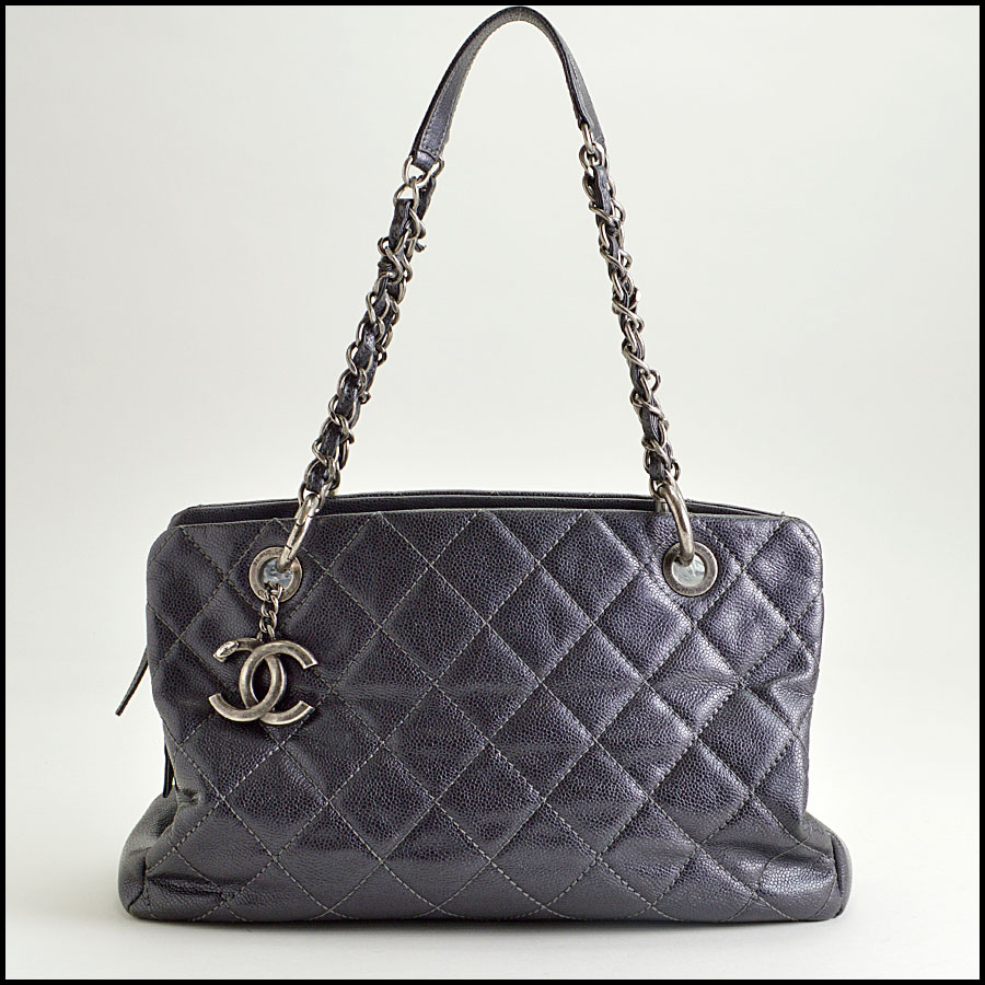 RDC8491 Chanel Caviar Quilted Tote