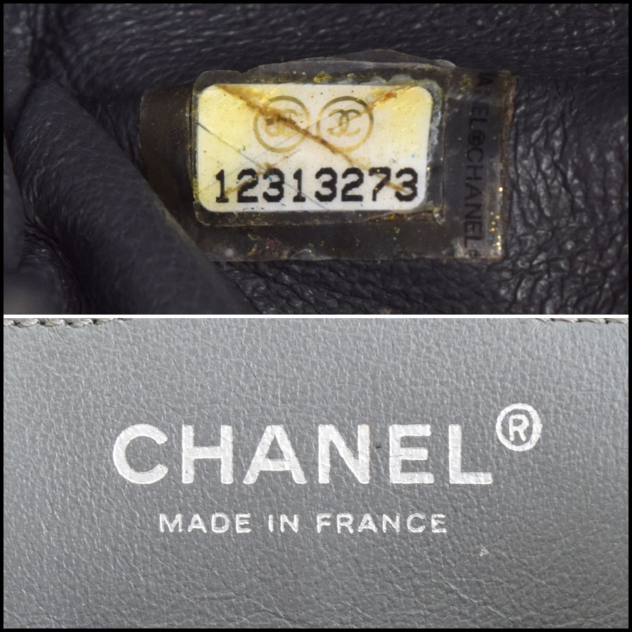 RDC9059 Chanel Re issue tag