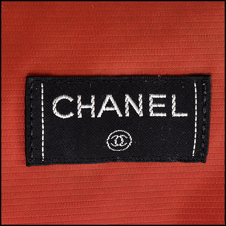 RDC9110 Chanel Carry On tag