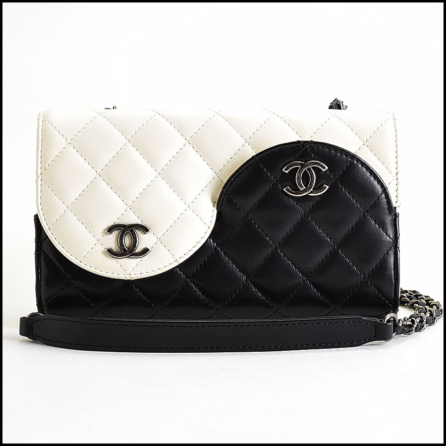 RDC9412 Chanel Black Ying Yang Bag