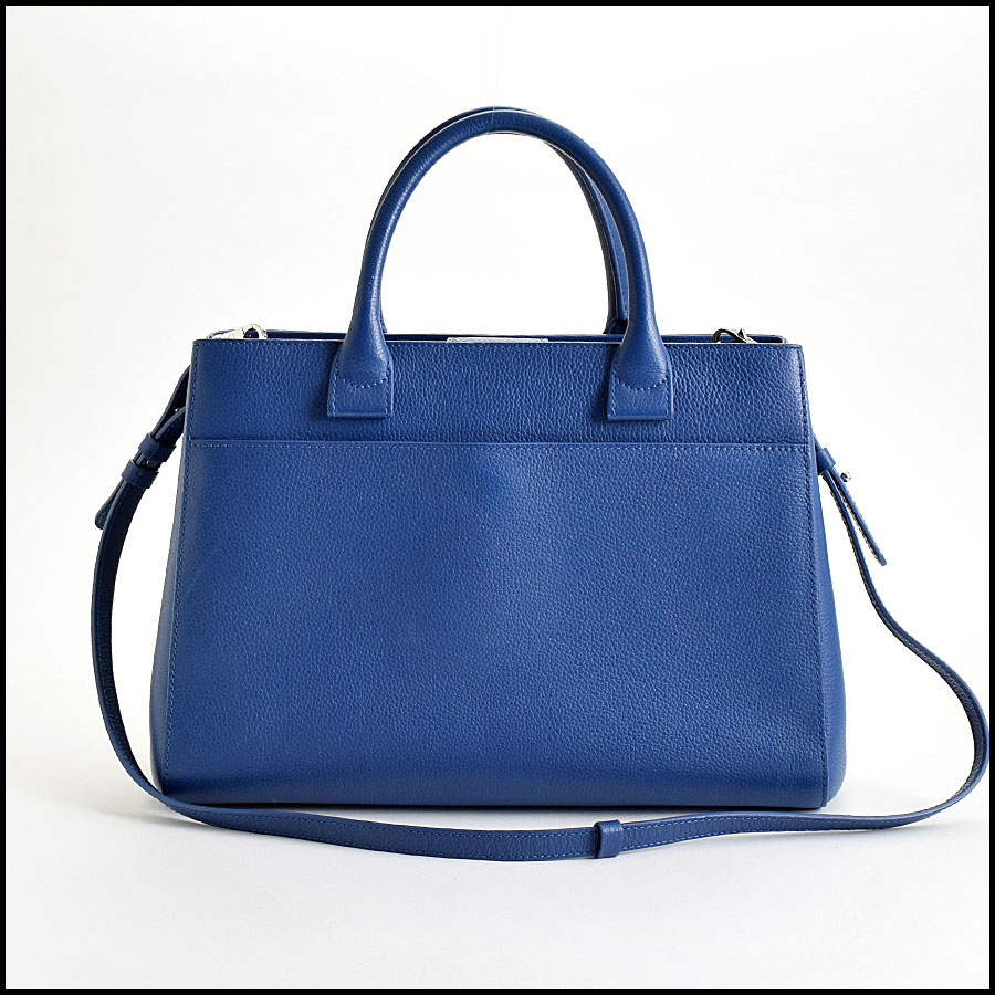 RDC9066 Chanel Neo Blue Tote back