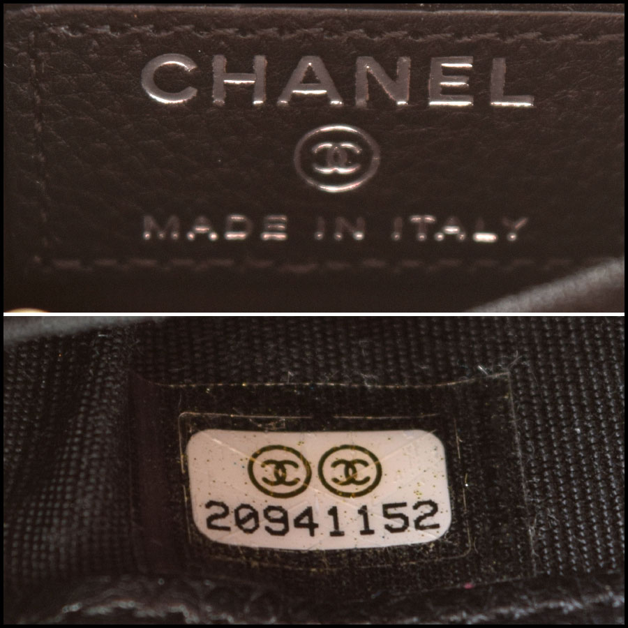 RDC9413 Chanel Iphone Case tag