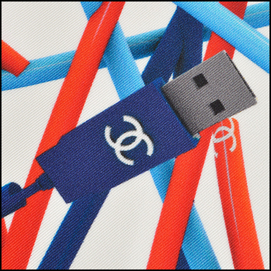 RDC8750 Chanel USB Coards tag 3