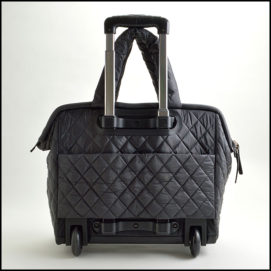 RDC8923 Chanel Rolling Luggage back