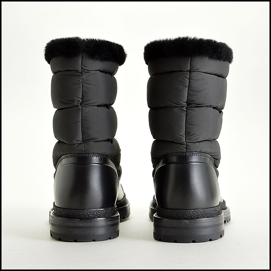 RDC7847 Chanel Boots back