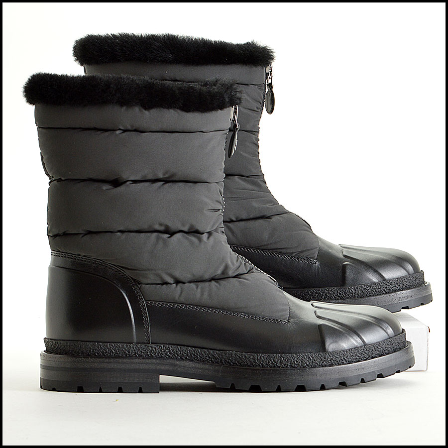 RDC7847 Chanel Boots tag