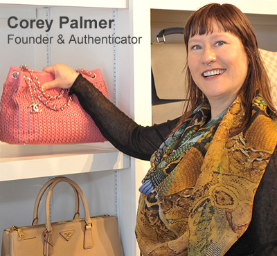 "Corey Palmer, Founder and Authenticator, Real Deal Collection"" border="