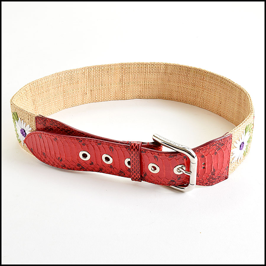 RDC9024 D&G belt