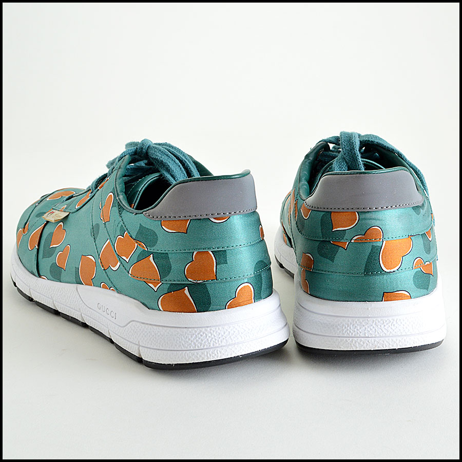 Gucci Sneakers Back