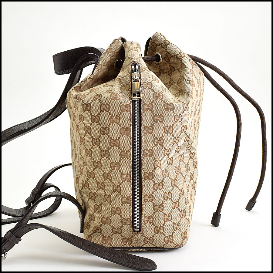 RDC9388 Gucci GG Monogram Backpack side