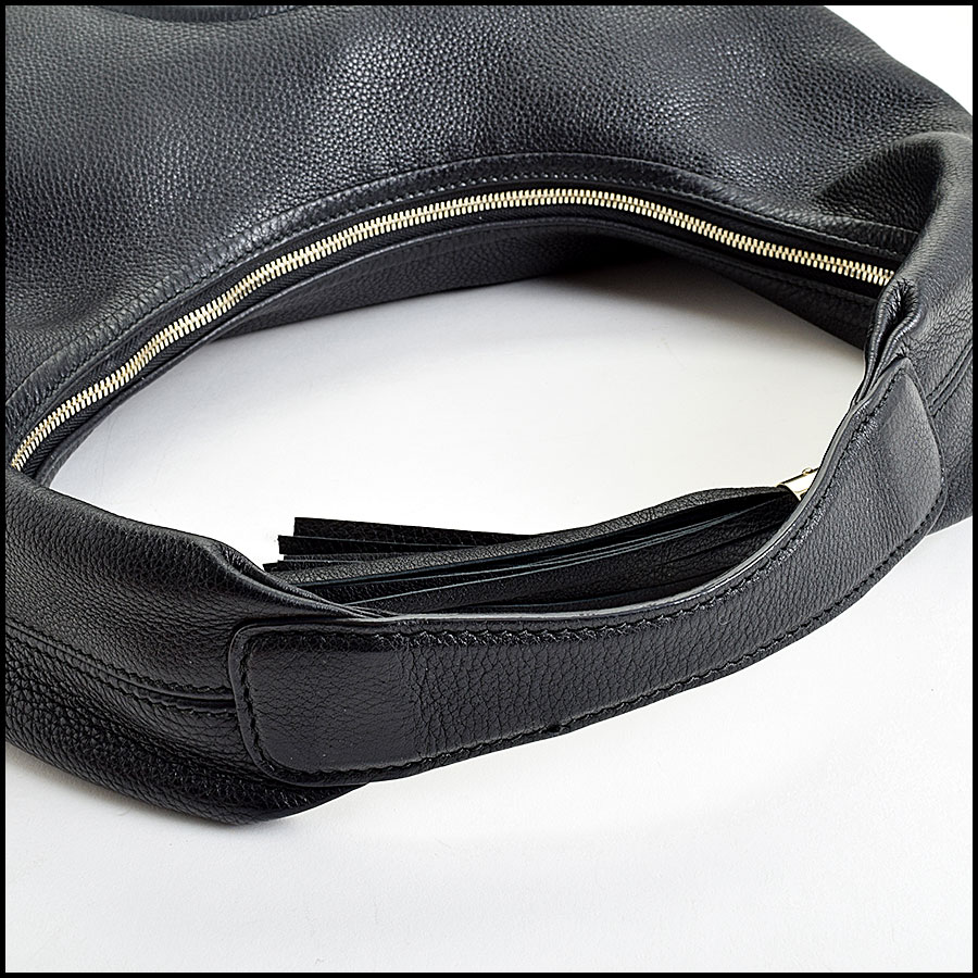 RDC9000 Gucci Black Hobo handle