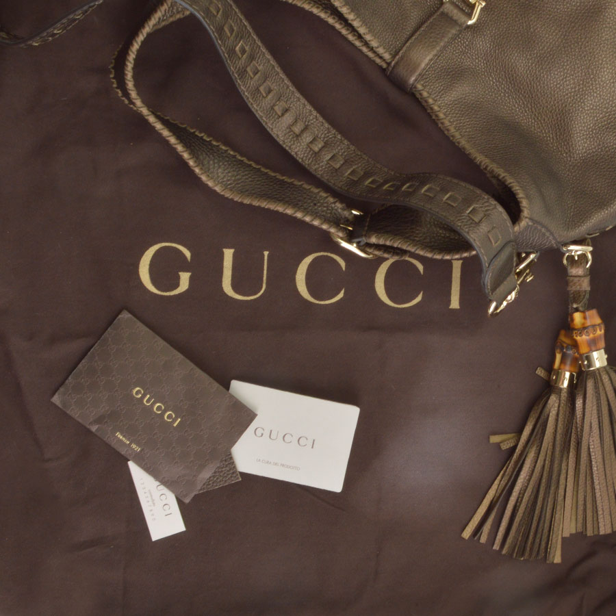 RDC8713 Gucci Bronze New Jackie includes