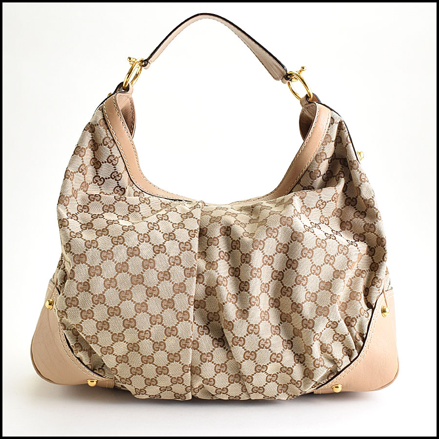 RDC9390 Gucci GG Monogram Large Jockey back