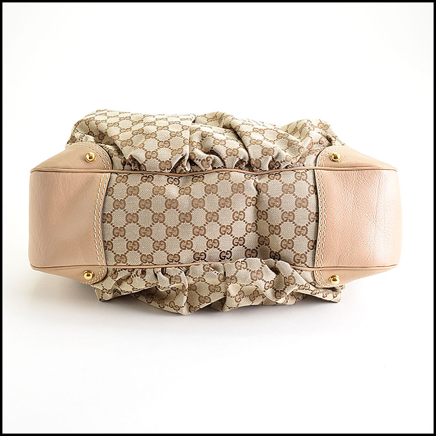 RDC9390 Gucci GG Monogram Large Jockey bottom