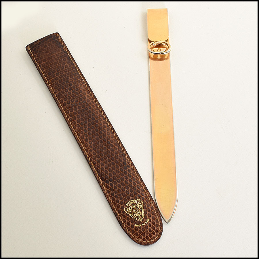 RDC9312 Gucci Letter Opener