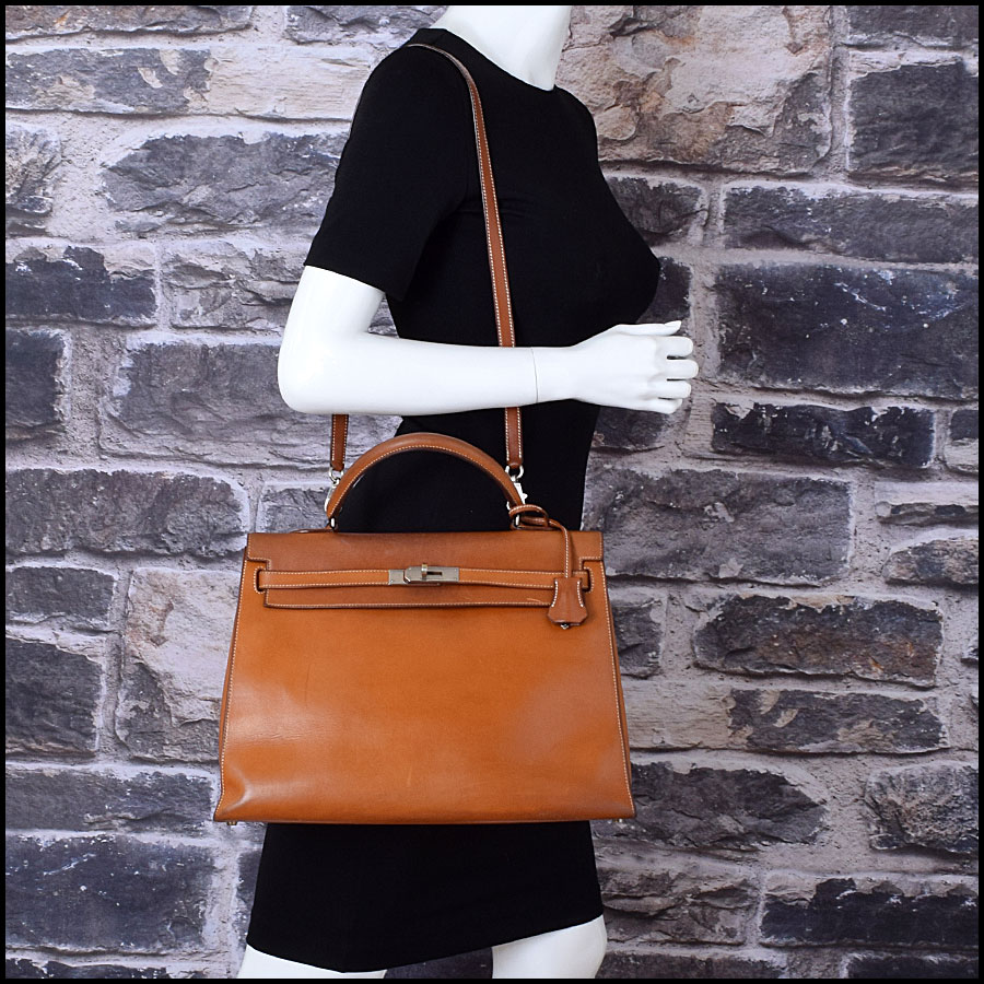 RDC9226 Hermes Kelly Barenia model