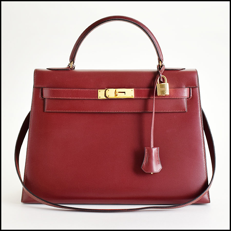RDC9225 Hermes Kelly Rouge