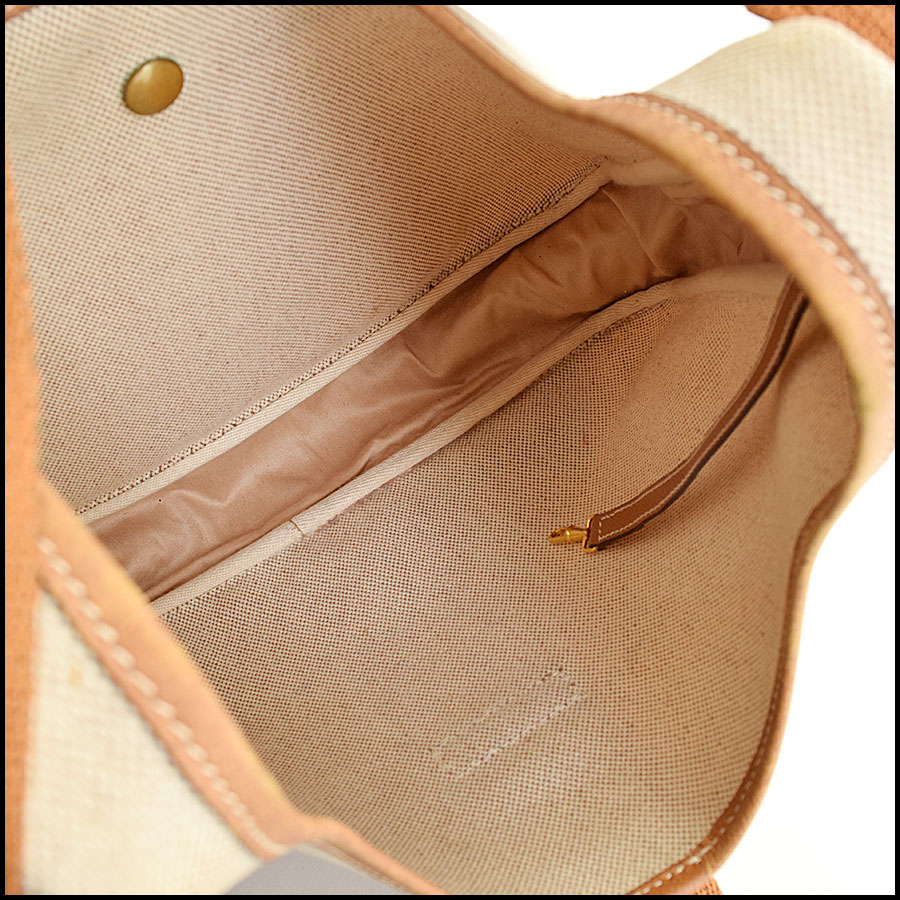 RDC9533 Hermes Saco bag inside
