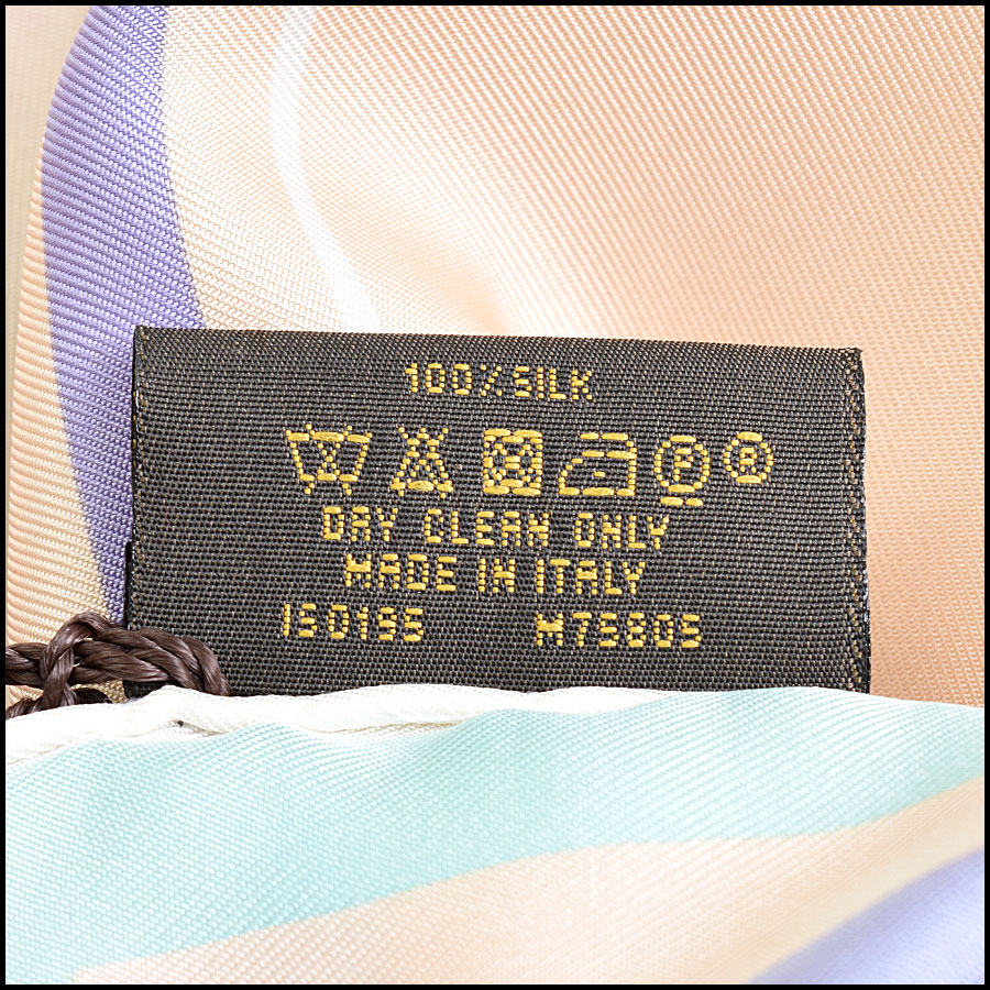 RDC9477 Louis Vuitton Scarf  tag 1