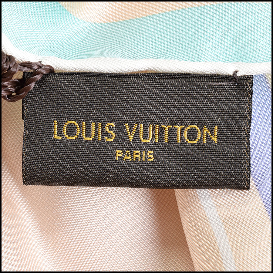 RDC9477 Louis Vuitton Scarf  tag 2
