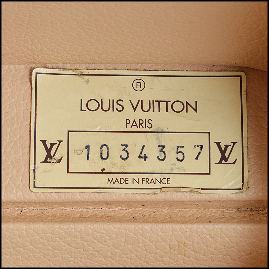 RDC8464 Louis Vuitton Alzer 80 ink