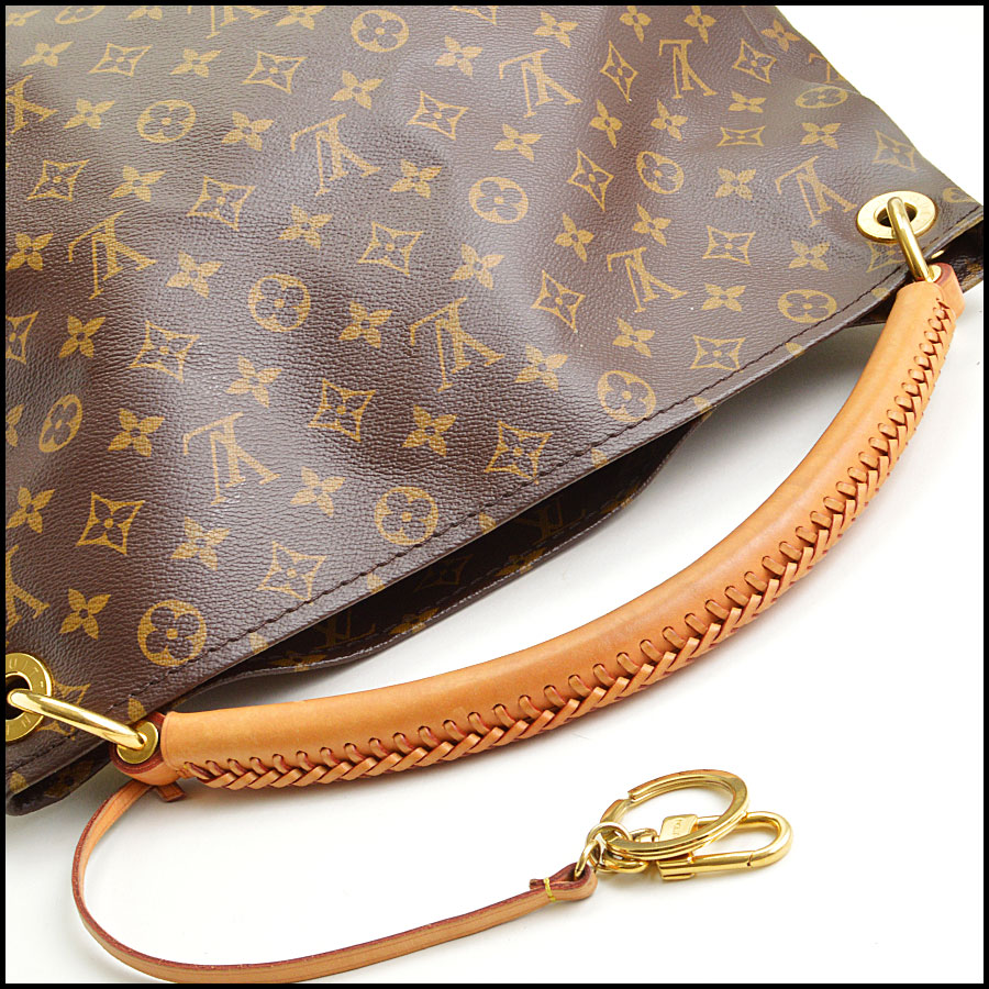 RDC8793 Louis Vuitton LV Monogram Artsy MM handle
